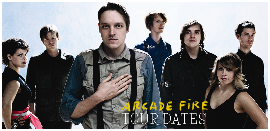 Arcade Fire Tour Dates 2020 Arcade Fire Tour 2019   2020 | Tour Dates For All Arcade Fire